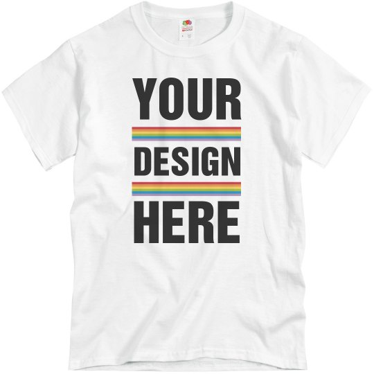 Personalized LGBT Gay Pride Designs
