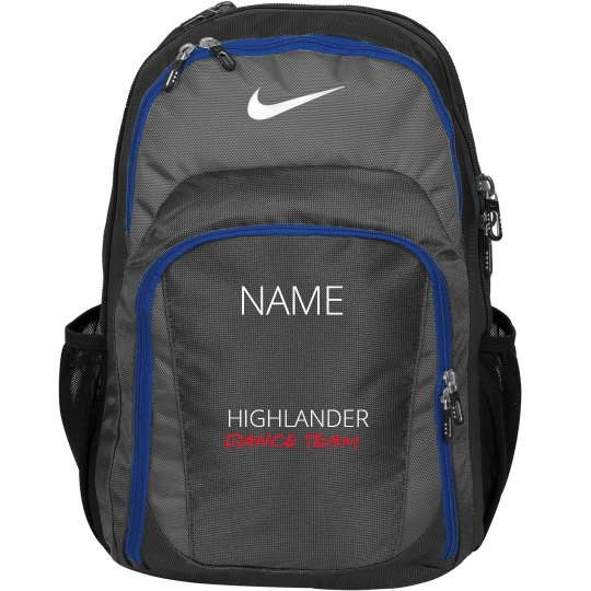 Personalized Logo Backpack