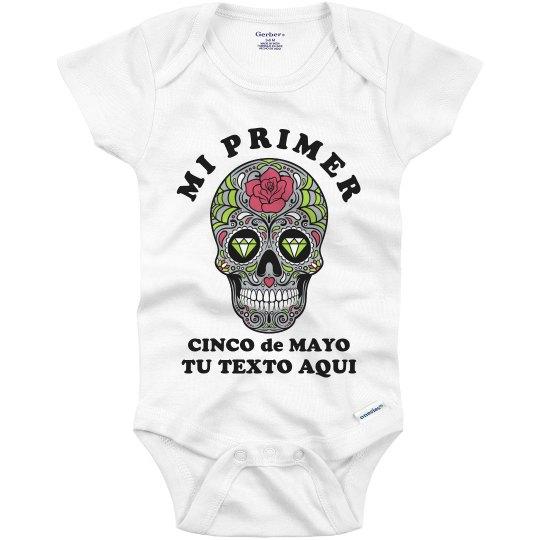 Personalized: Mi Primer Cinco de Mayo