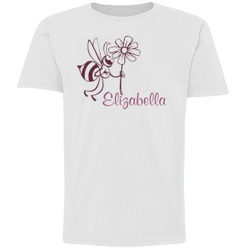 Personalized Name Tee
