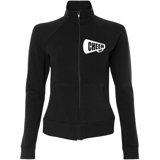 Personalized Sparkle Cheer Team Jacket