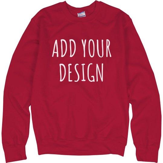 Personalized Sweatshirt Valentine