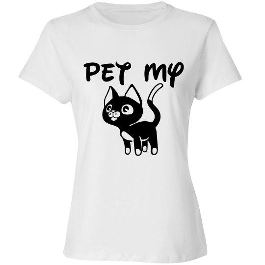 Pet My Kitty