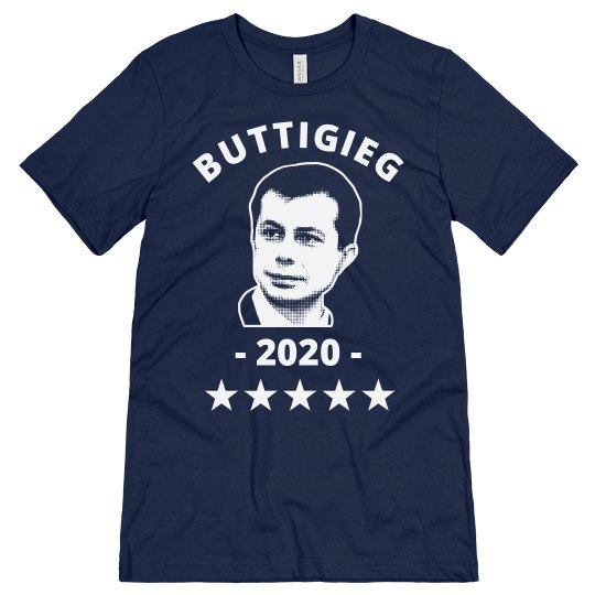 Pete Buttigieg for 2020 Election Tee