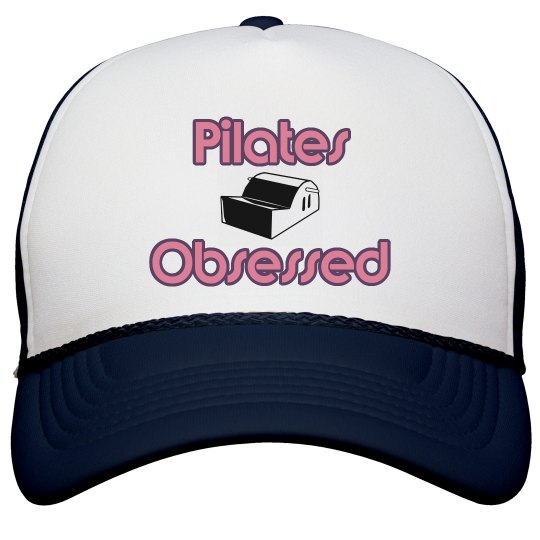 Pilates Obsessed Hat