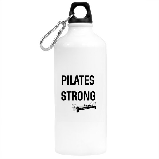 Pilates Strong Water Bottle