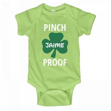 Pinch Proof St Patricks