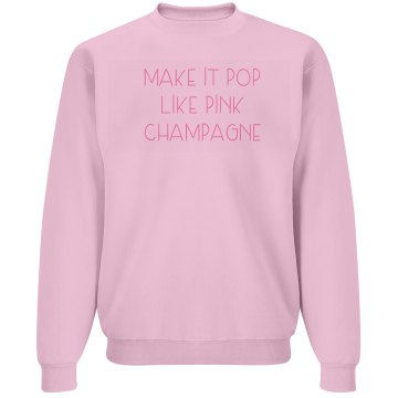 Pink Champagne Top