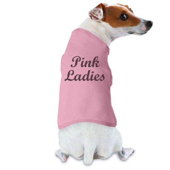 Pink Ladies Pup