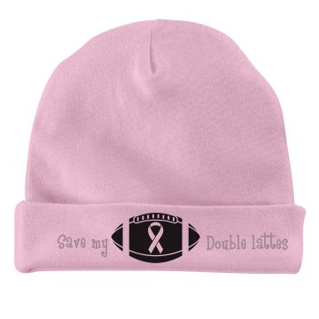 Pink out- infant hat