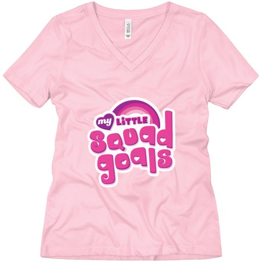 Pink Pony Squad Goals