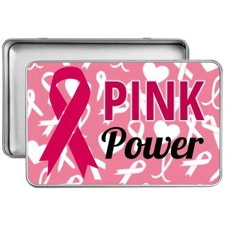 Pink Power Pattern