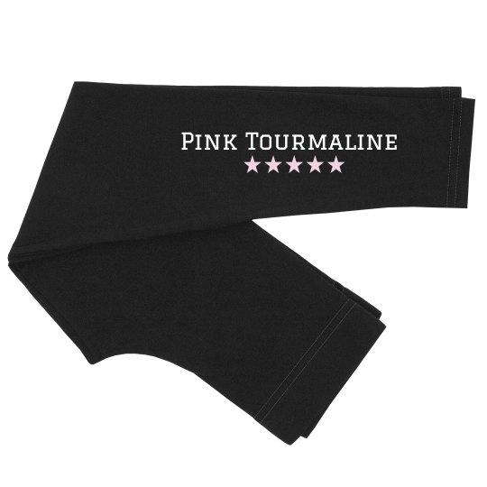 Pink Tourmaline leggings