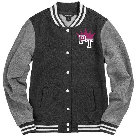 Pink Tournaline jacket
