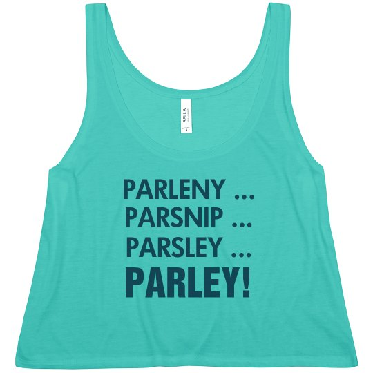 Pirate's Code Parley Muscle Tank