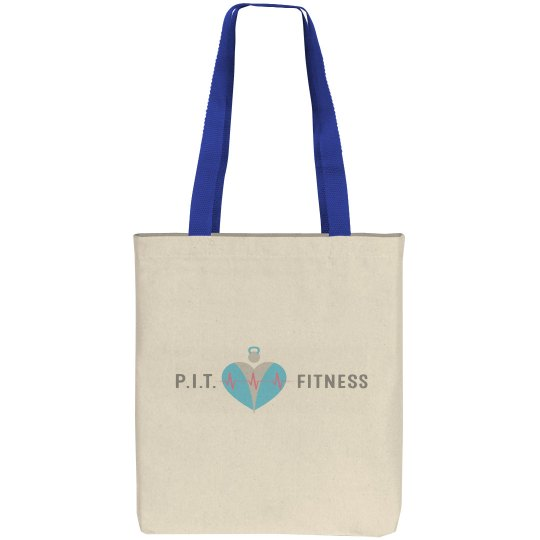 PIT Fitness Canvas Bag