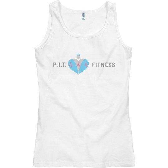 PIT Fitness Ladies Scoop Neck Tank