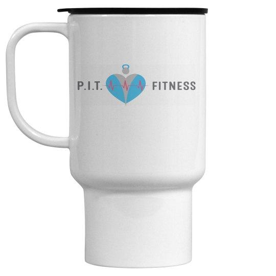 PIT Fitness Travel Mug