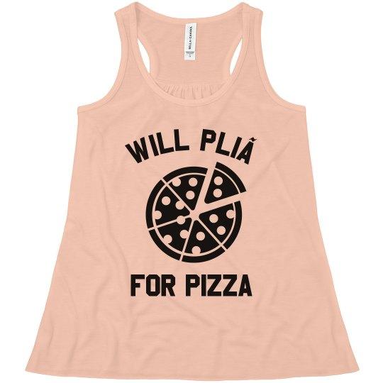 pizza plie