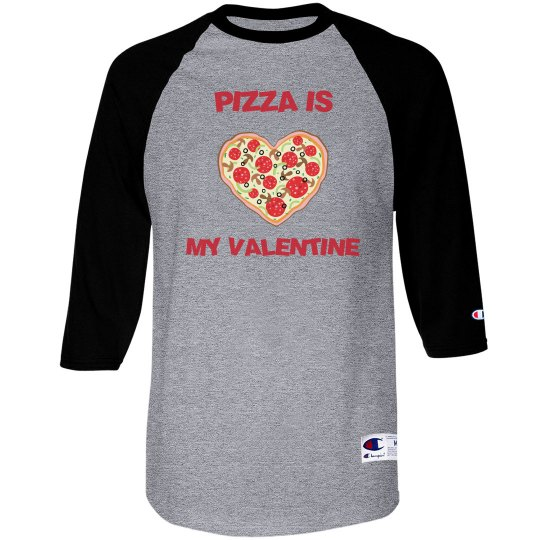 Pizza valentine