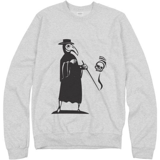 Plague Doctor sweatshirt