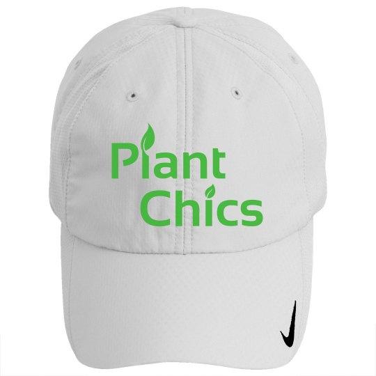 Plant Chics Workout Hat