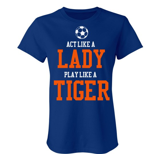 Play Like A Tiger