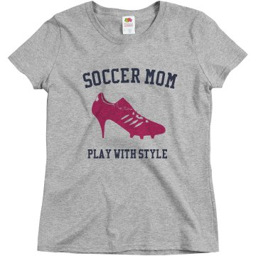 Play soccer with style