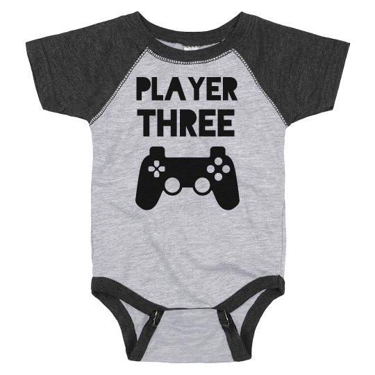 Player Three Controller