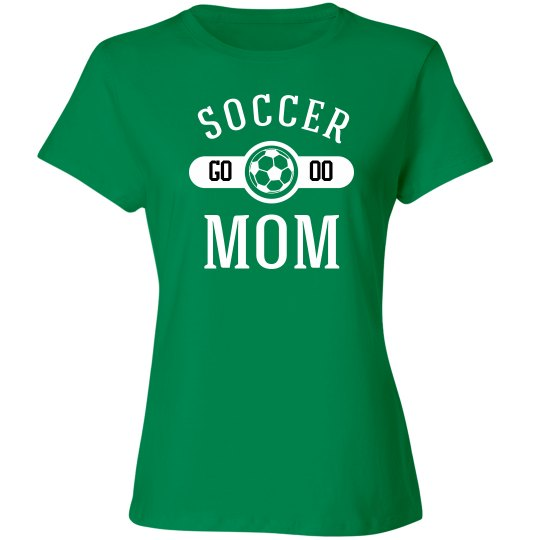 Players Number Soccer Mom