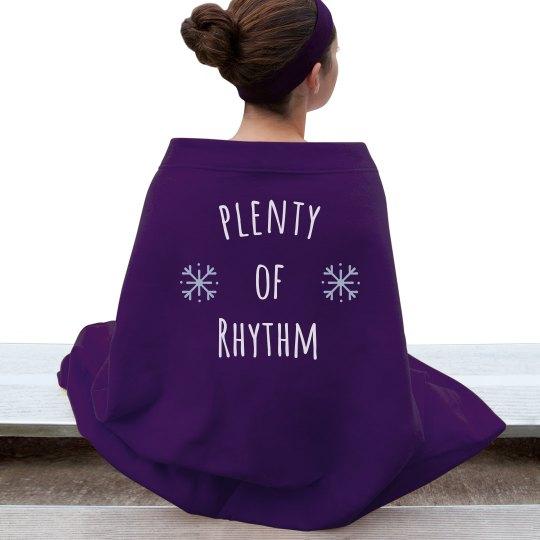 Plenty of Rhythm Blanket