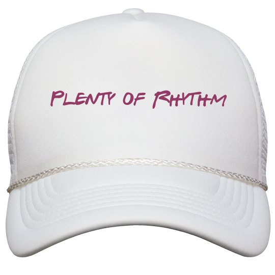 Plenty of Rhythm Hat