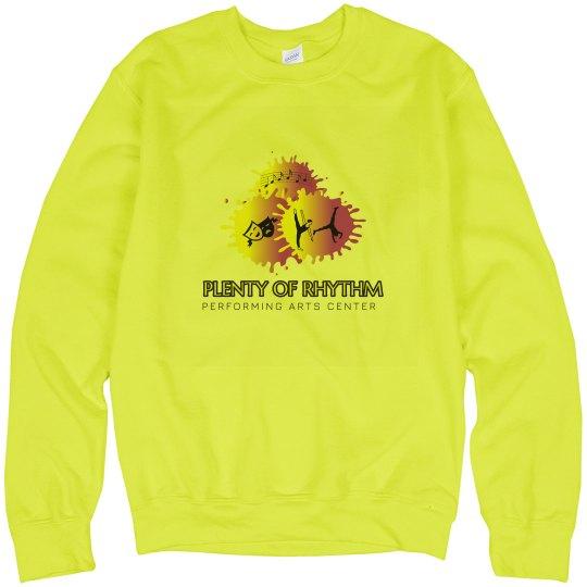 Plenty of Rhythm Logo Sweatshirt