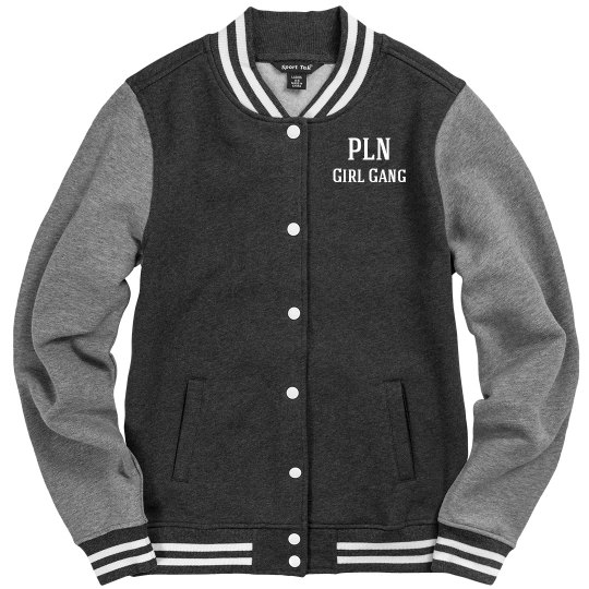 Pln girl gang jacket