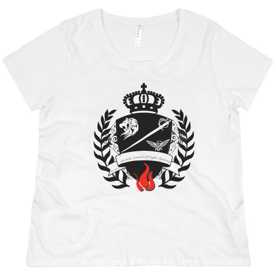Plus size AIHL shirt