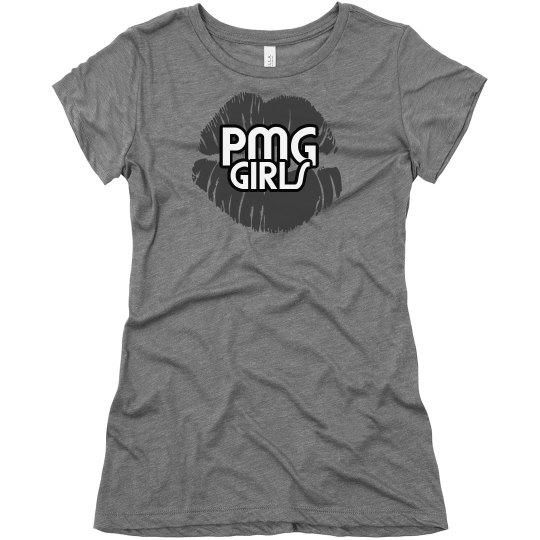 """PMG GIRLS """"SMOKEY"""" TEE"""
