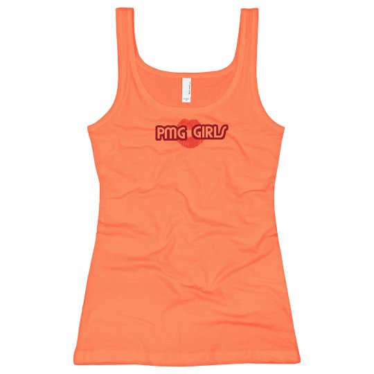 "PMG GIRLS ""SORBET"" LONG TANK"