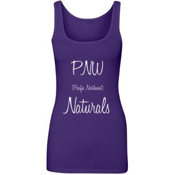 PNW Purple Tank