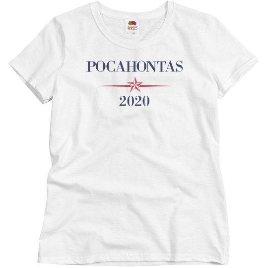 Pocahontas 2020 Elizabeth Warren