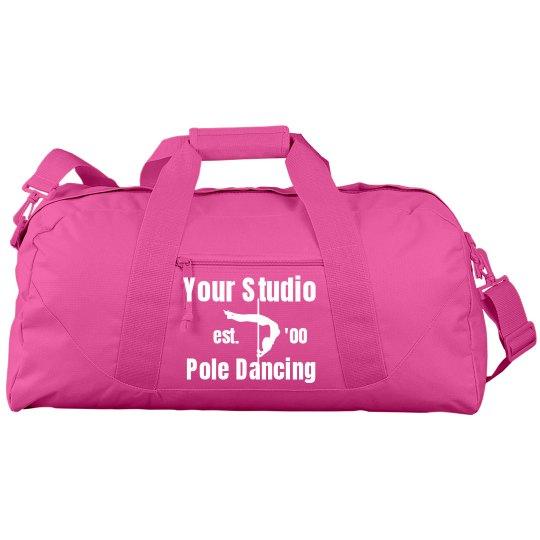 Pole Fitness Studio Bag