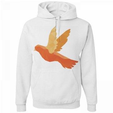 Polygonal Orange Dove