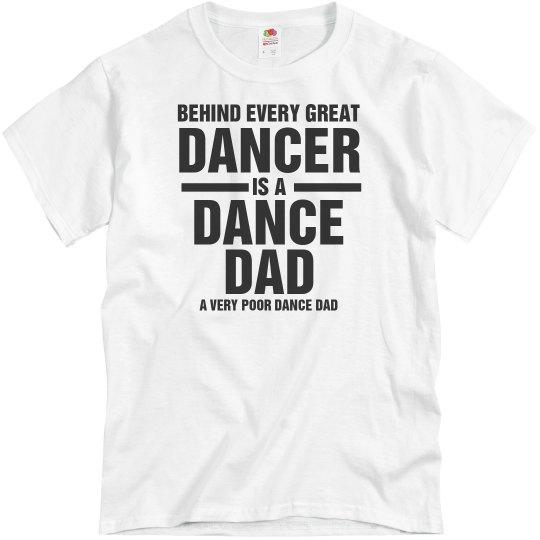 Poor Dance Dad Tee