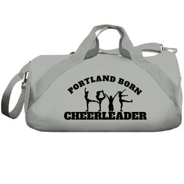 Portland Cheerleader