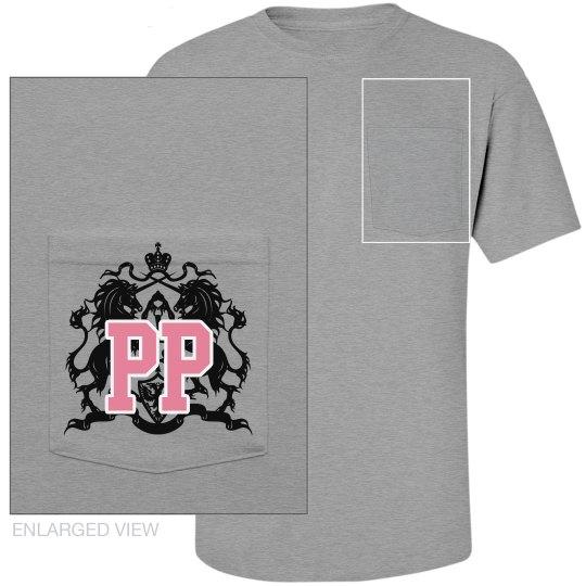 Posh Pony Pocket Tee