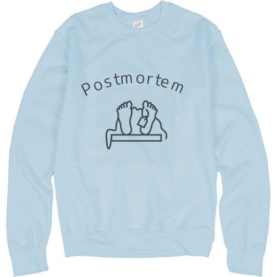 Post Mortem Sweatshirt