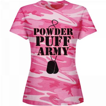 Powderpuff Football Army