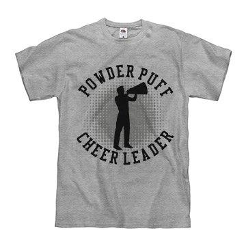 Powderpuff Male Cheerleaders Shirt