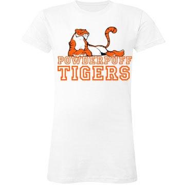 Powderpuff Tigers