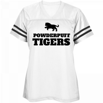 Powderpuff Tigers