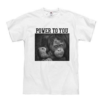 Power Ape Tee
